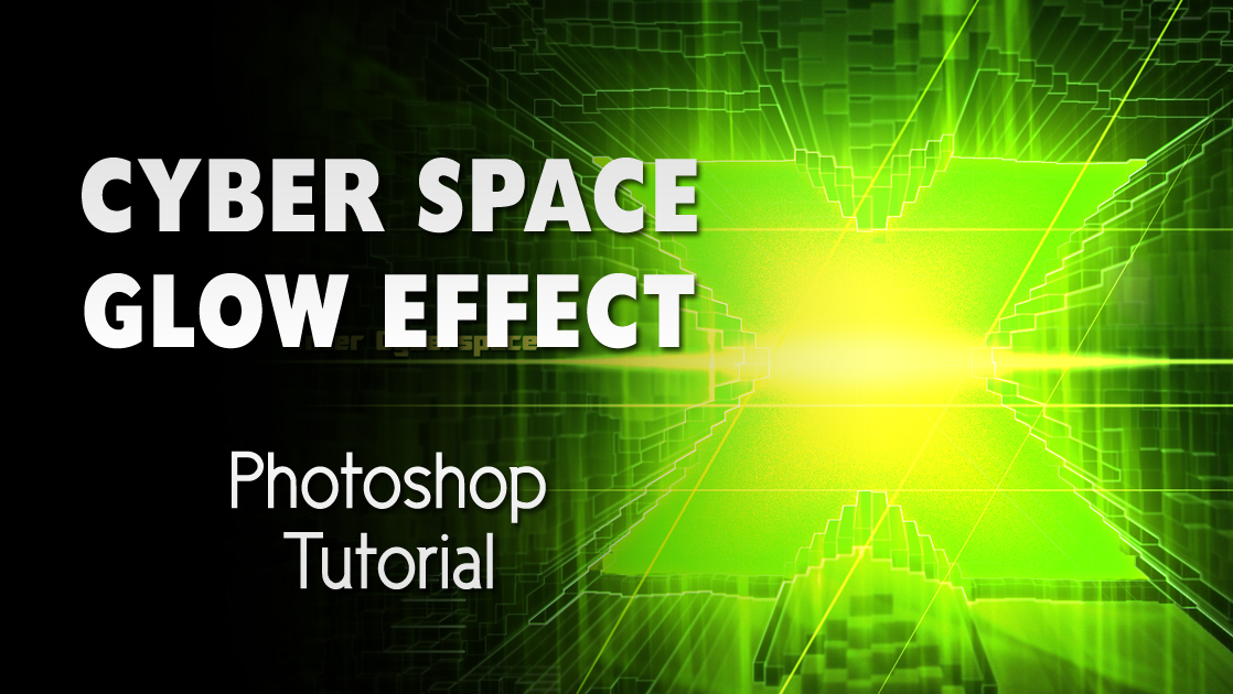 how to add glow effect in photoshop