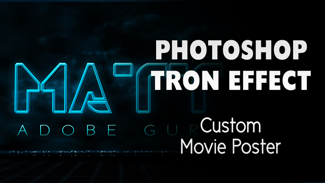 Tron Legacy Logo Text Effect In Photoshop Creative8